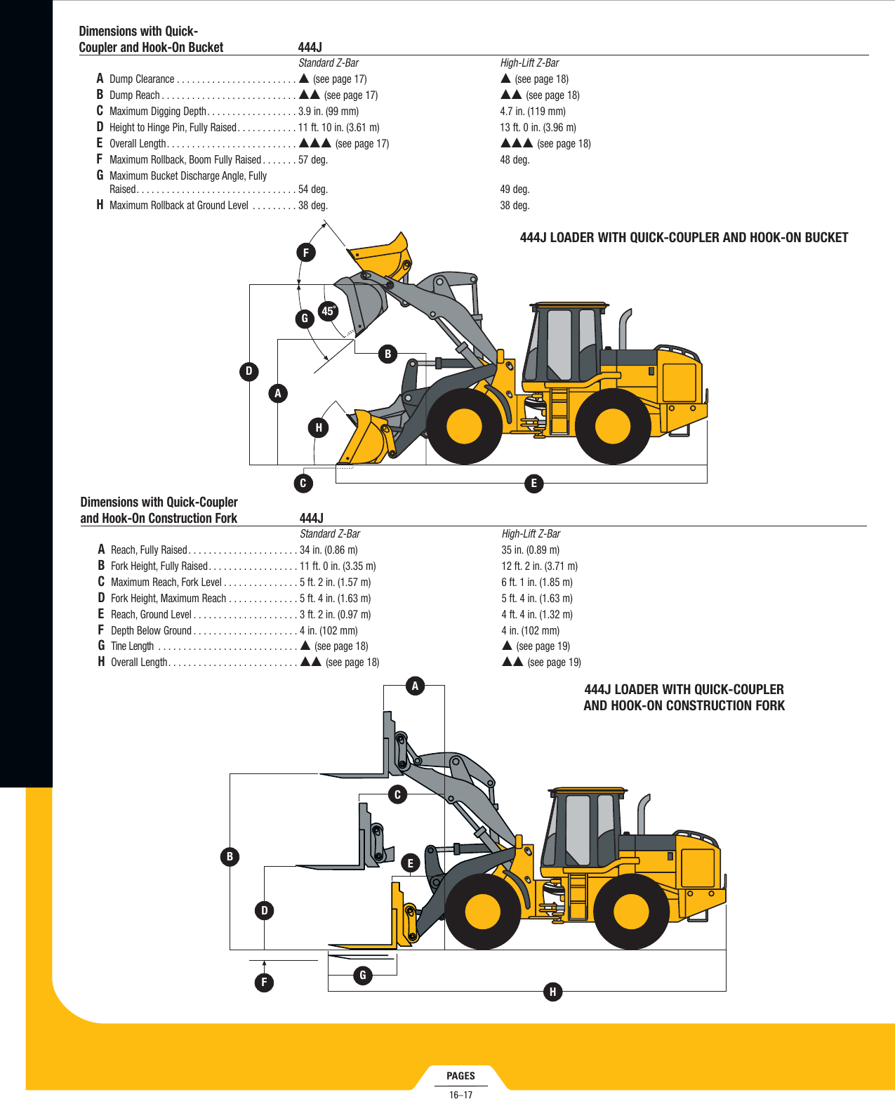 John Deere 444J Users Manual