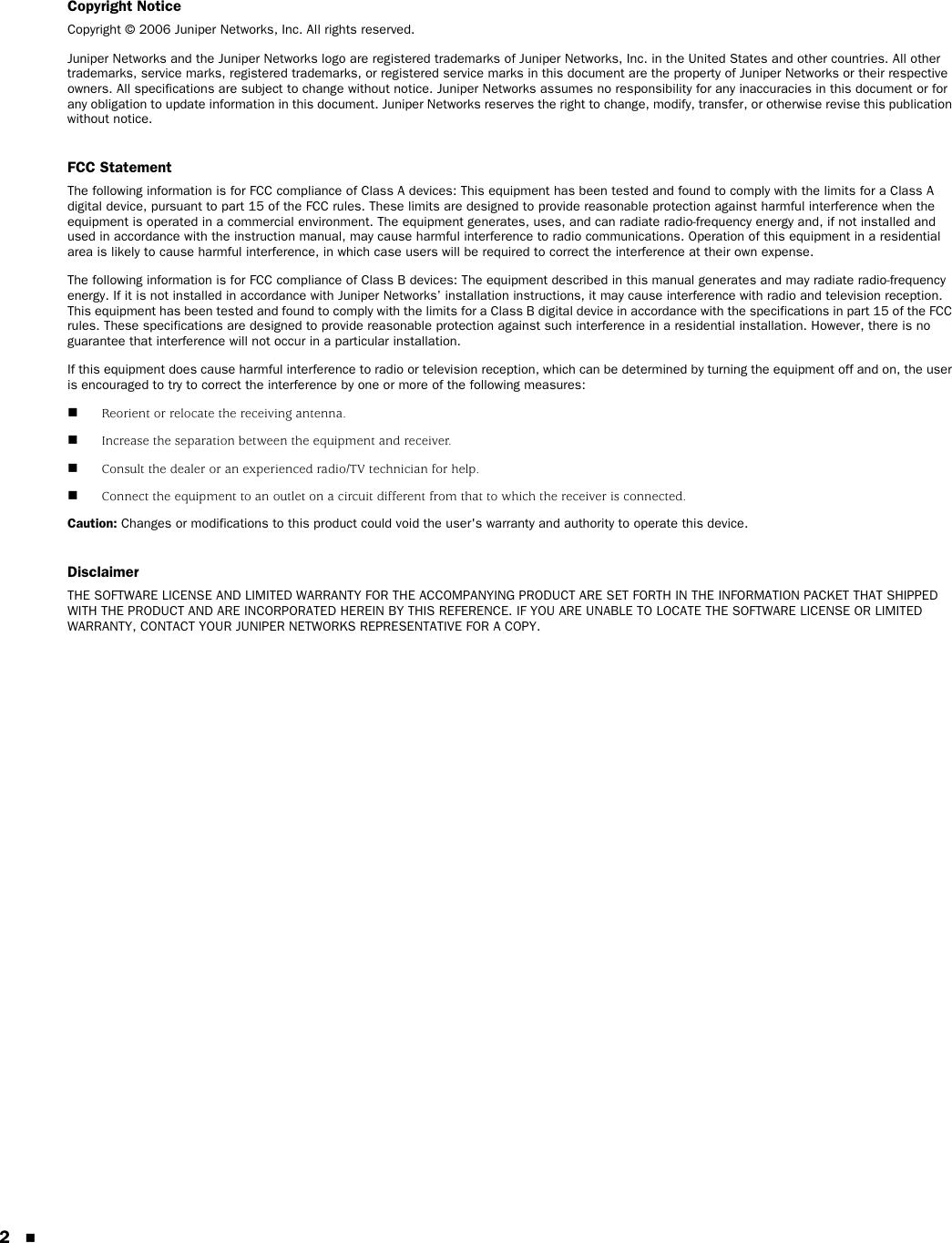 Juniper Networks Secure Services Gateway Ssg 20 Users Manual SSG20_HW