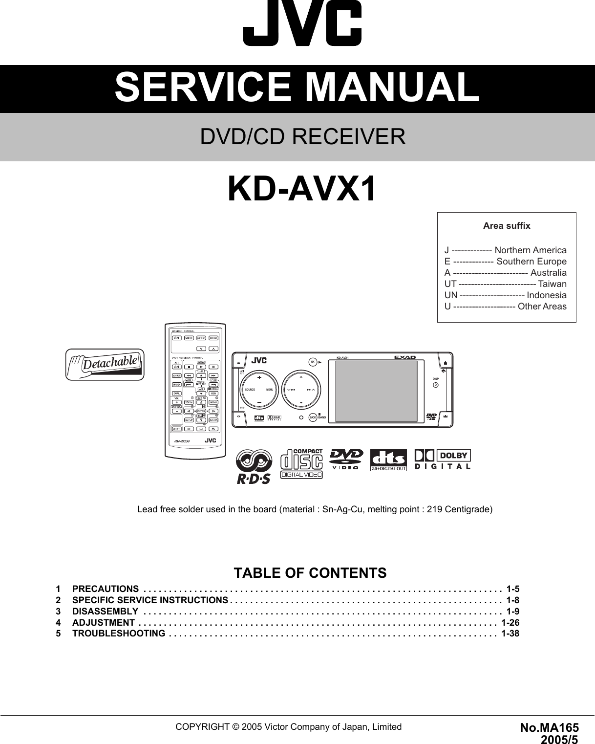 Jvc Kd Avx1 Wiring Diagram Auto Electrical Avx77