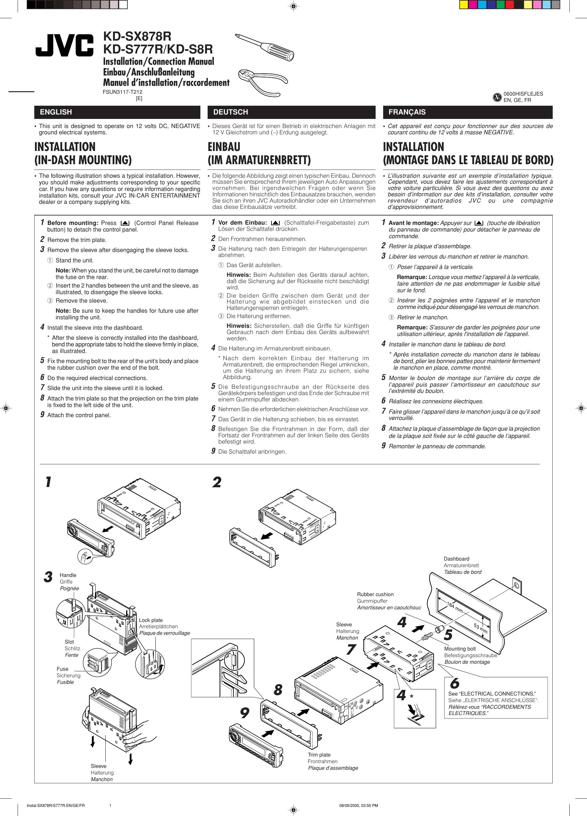 Großartig 2000 Toyota Kabelbaumdiagramm Bilder - Der Schaltplan ...
