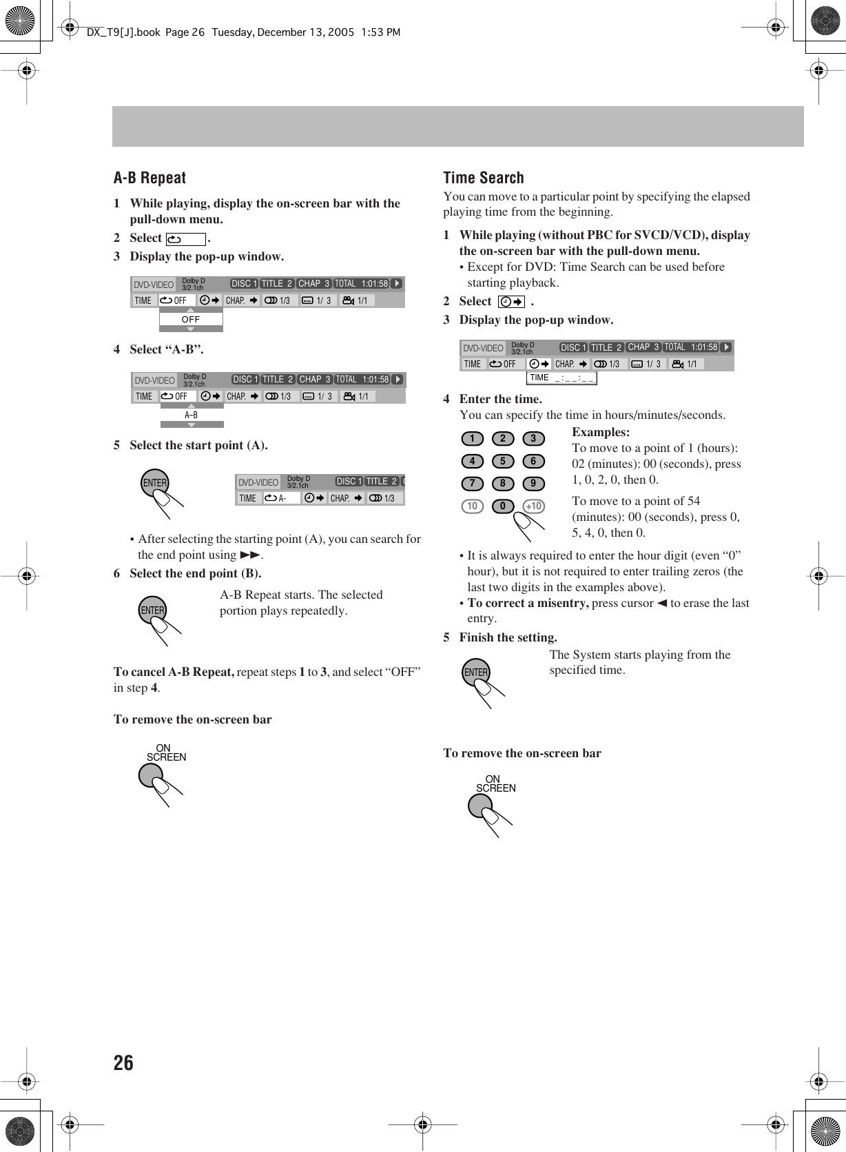 Jvc Dx T9 Users Manual T9[J]