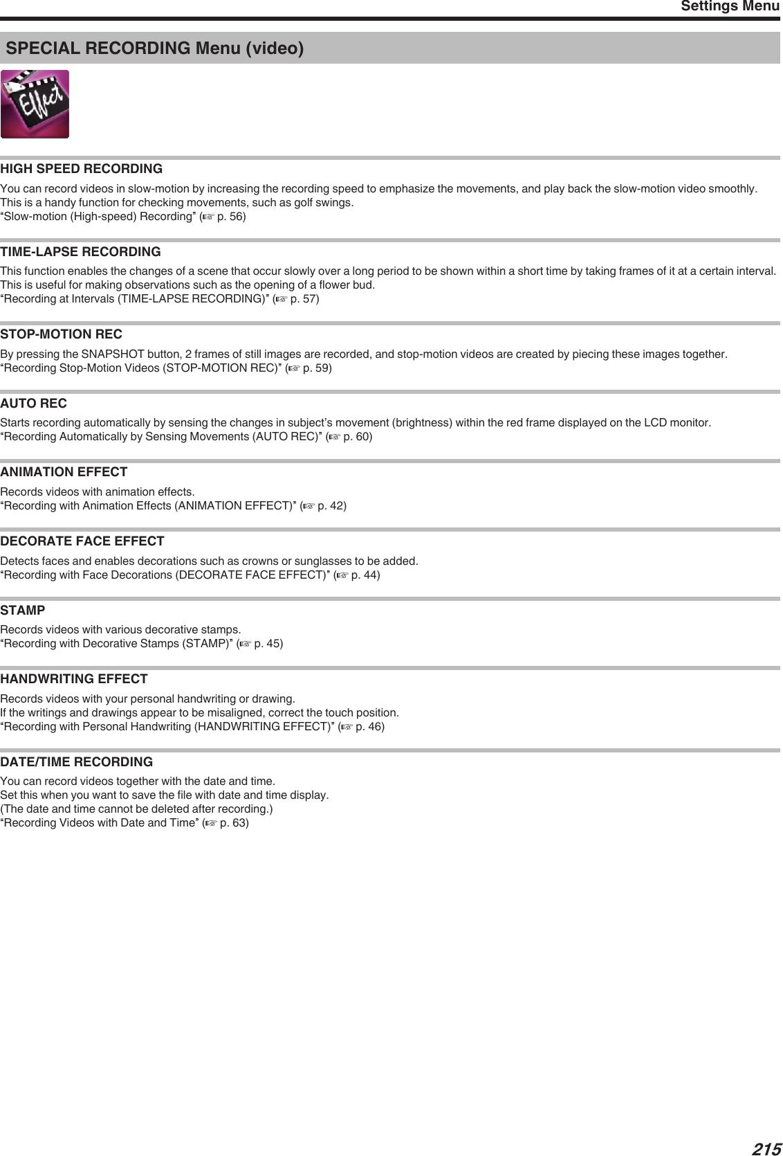Jvc Gz E505 User Guide E505, EX515, EX555 [US]