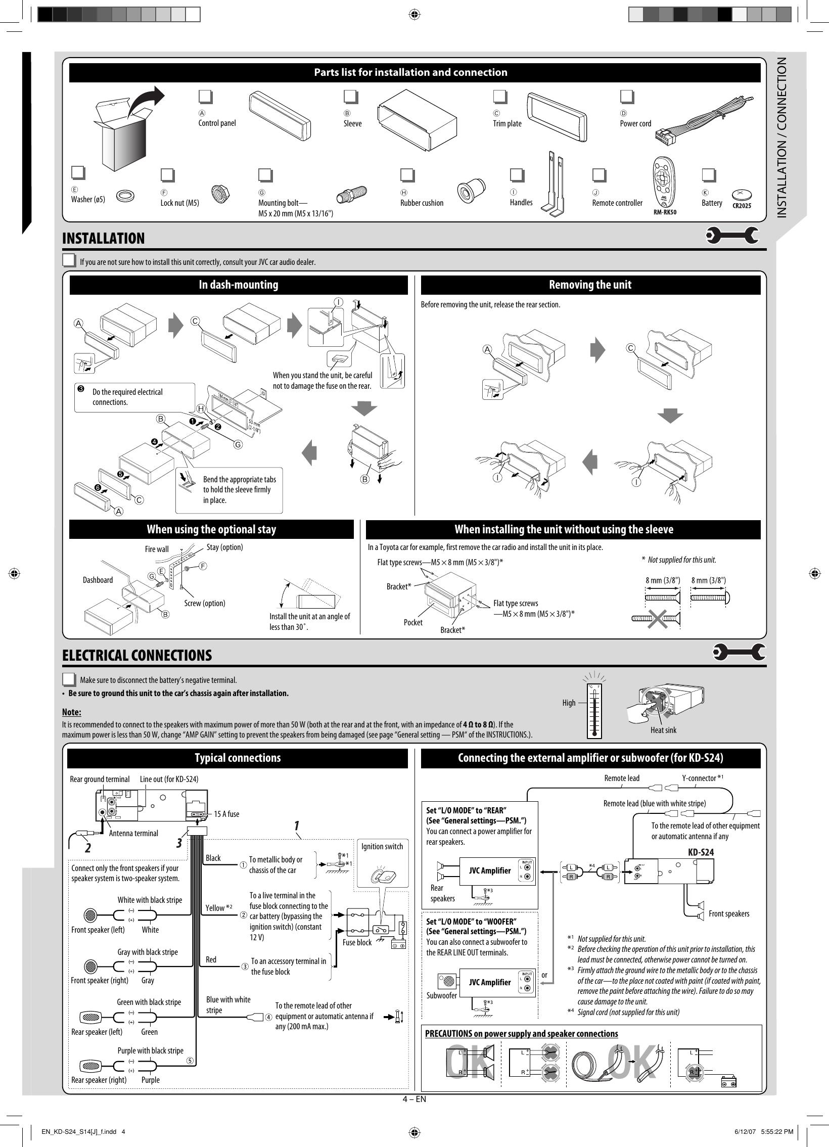 jvc kd s14 users manual en kd s24 s14 j f rh usermanual wiki JVC User Manual KD- G430 JVC Car Stereo User Manual