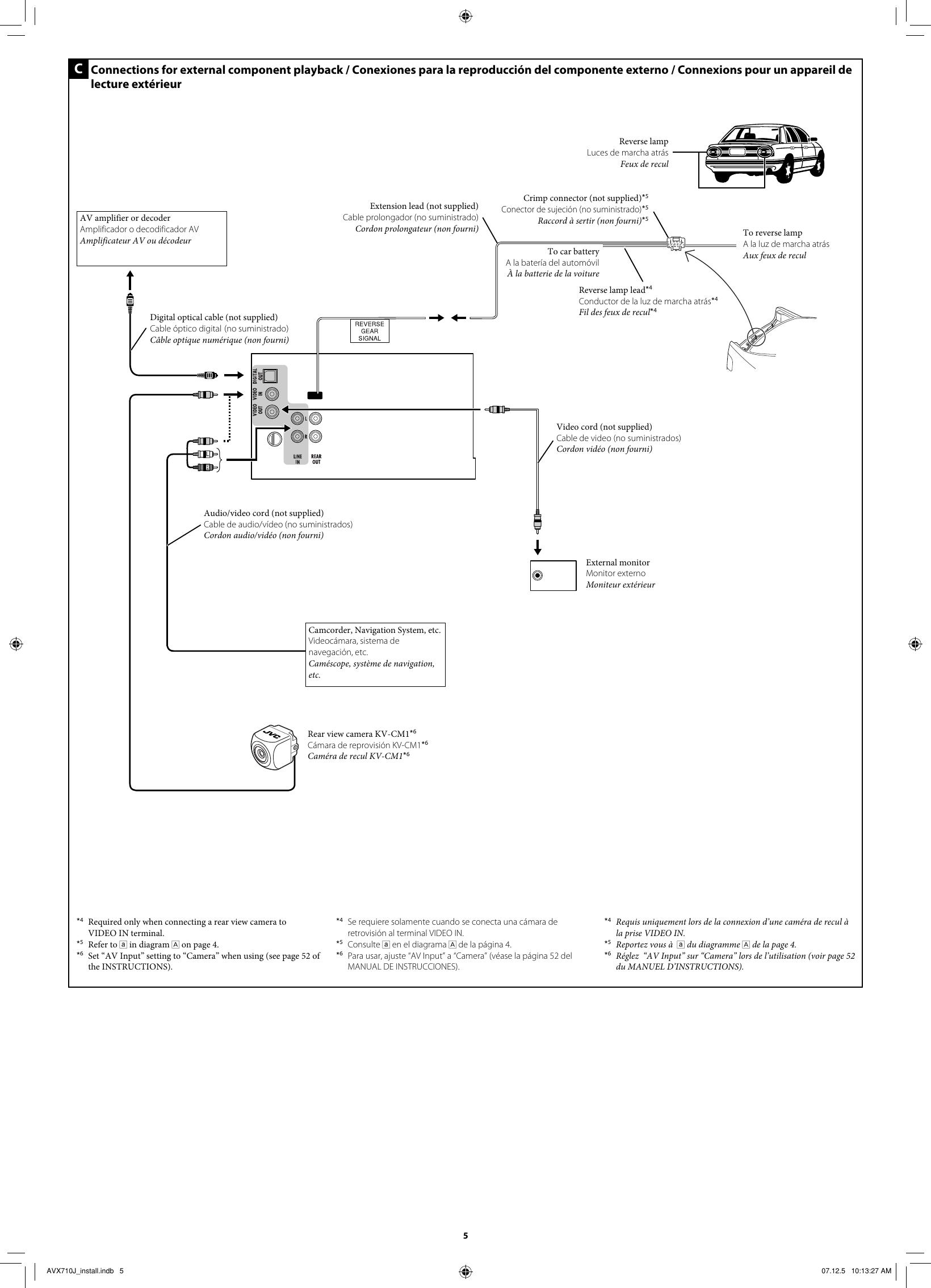 Jvc Kw V21Bt Wiring Diagram from usermanual.wiki