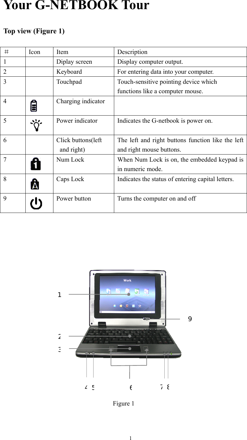 king yung electronics g7la g netbook user manual 1 product overview rh usermanual wiki nextbook user's guide netbook user manual android 4.2