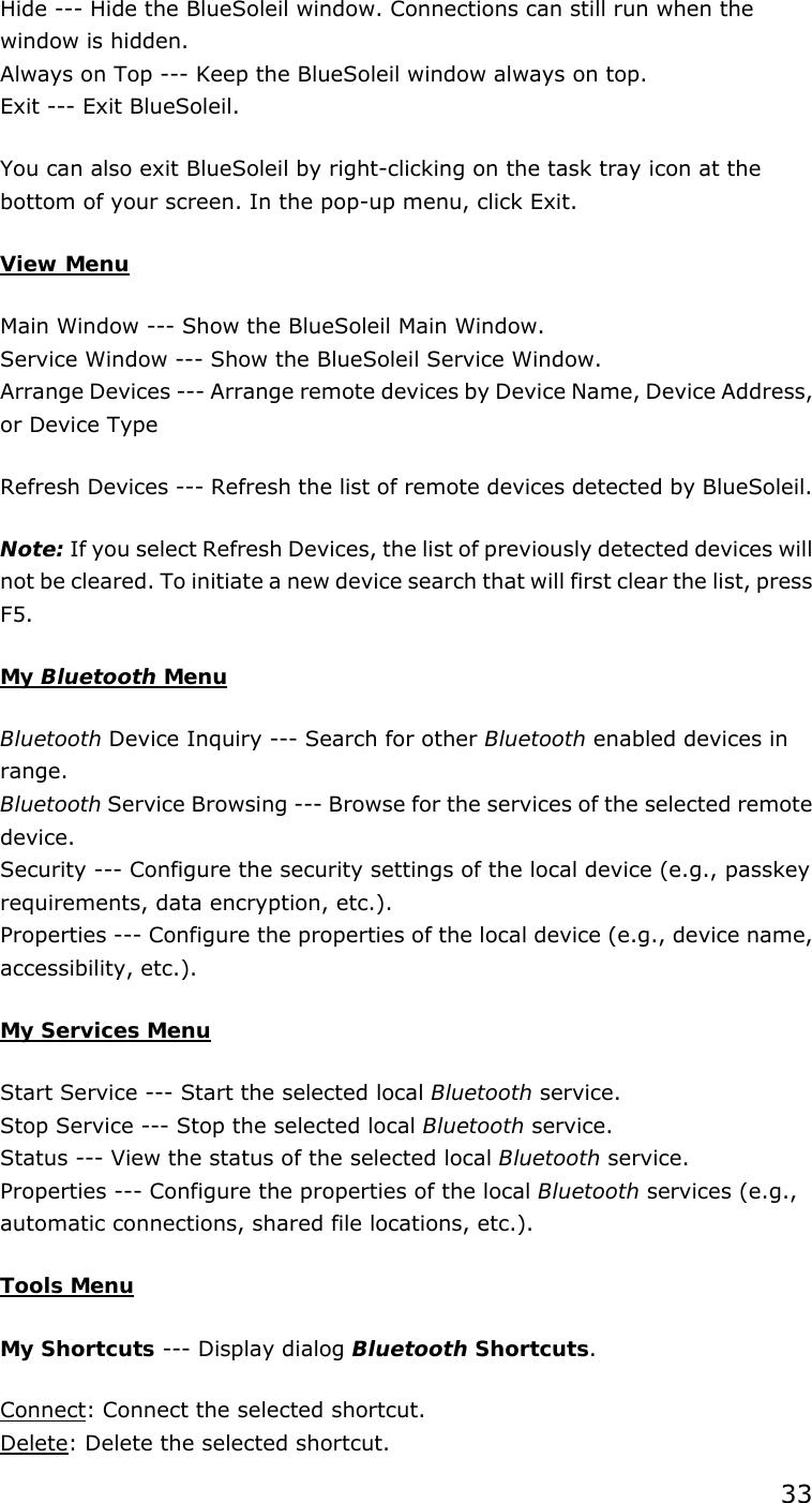 KINGJON TECHNOLOGY 0013EF1 Bluetooth USB Dongle User Manual