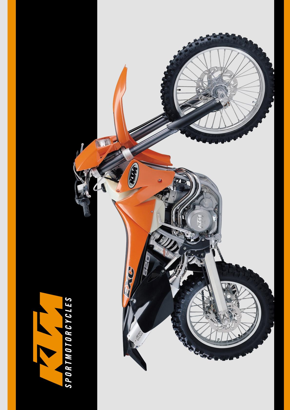 KTM Blank key Spare Motorcycle Key red head twin groove 40mm blade length