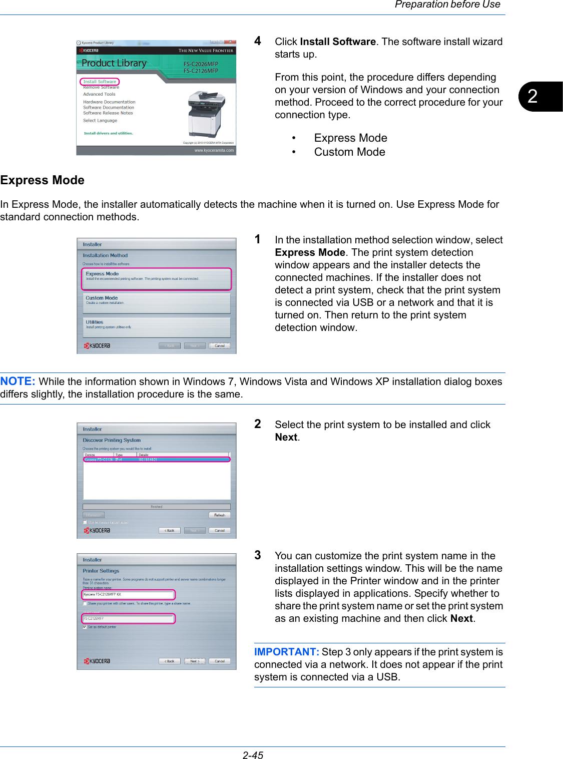 KYOCERA Document Solutions 2KV0440 A0440 User Manual FS 1028MFP FS