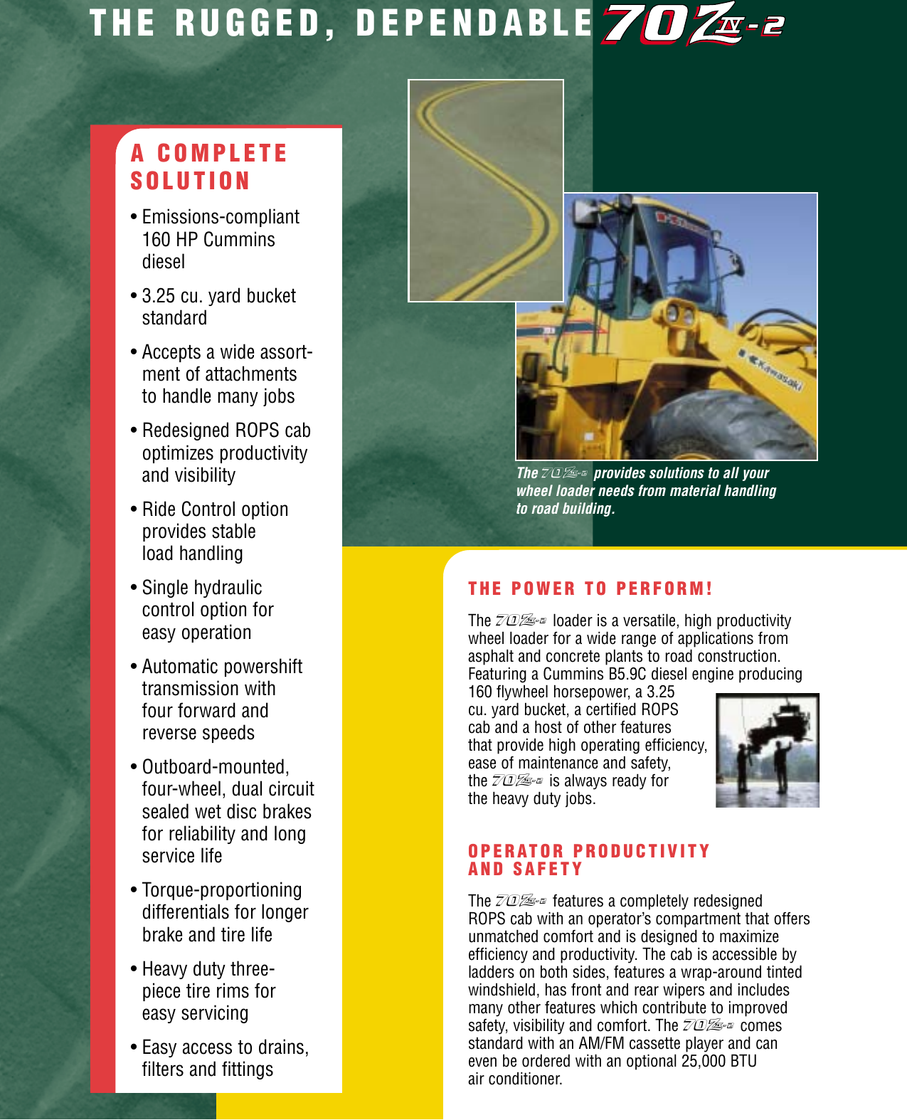 Kawasaki Wheel Loader Manual Fl70 Heater Wiring Diagram Pre Array 70z Iv 2 Users 70ziv2 Brochure Hq Rh Usermanual Wiki