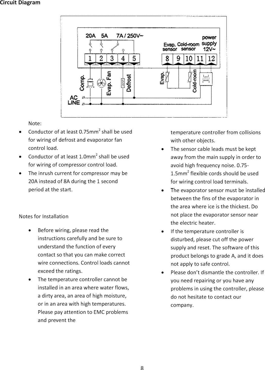 Kelvinator Kcgm10rb User Manual Glass Door Refrigerator Manuals And Range Wiring Diagram Page 8 Of 11 Guides