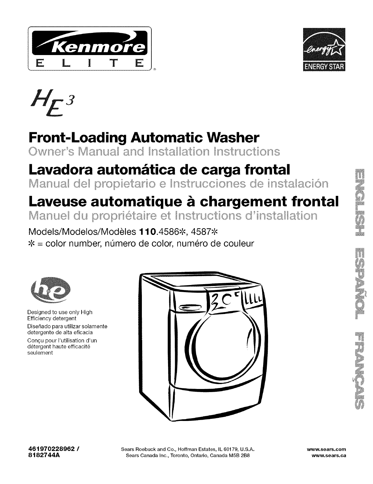 Kenmore elite 11045862402 user manual residential washer manuals and kenmore elite 11045862402 user manual residential washer manuals and guides l0608122 solutioingenieria Image collections
