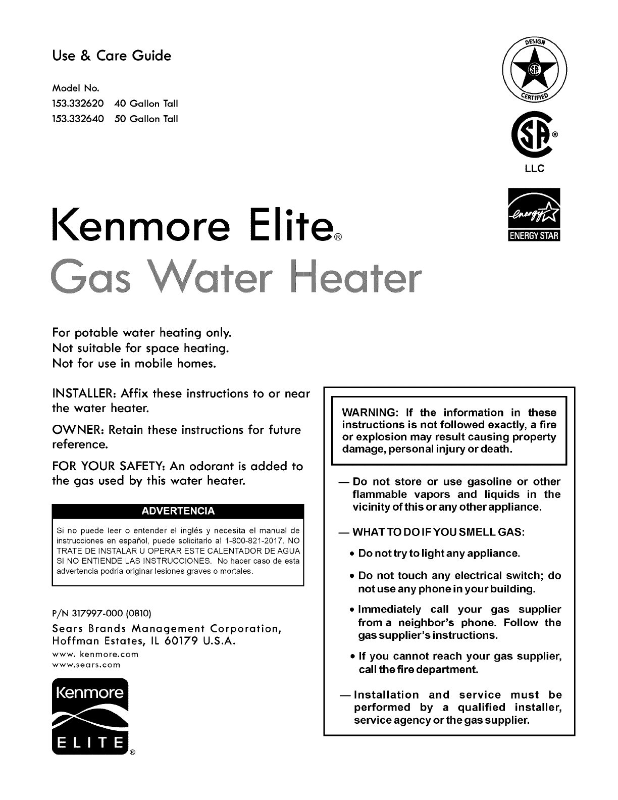 Kenmore Elite 153332620 User Manual GAS WATER HEATER Manuals ... on water heater installation diagram, ge water heater diagram, electric water heater design diagram, hot water heater diagram, electric water boiler, electric water heater wiring requirements, electric water heater thermostat, electric water wires, electric hot water tank wiring, water heater wire diagram, whirlpool electric water heater diagram, electric hot water heater wiring, heat pump water heater diagram, electric water heaters product, electric water heater anode rod, electric water heater troubleshooting, electric water heater elements, 240 circuit diagram, electric water heater pipe diagram, water tank wiring diagram,