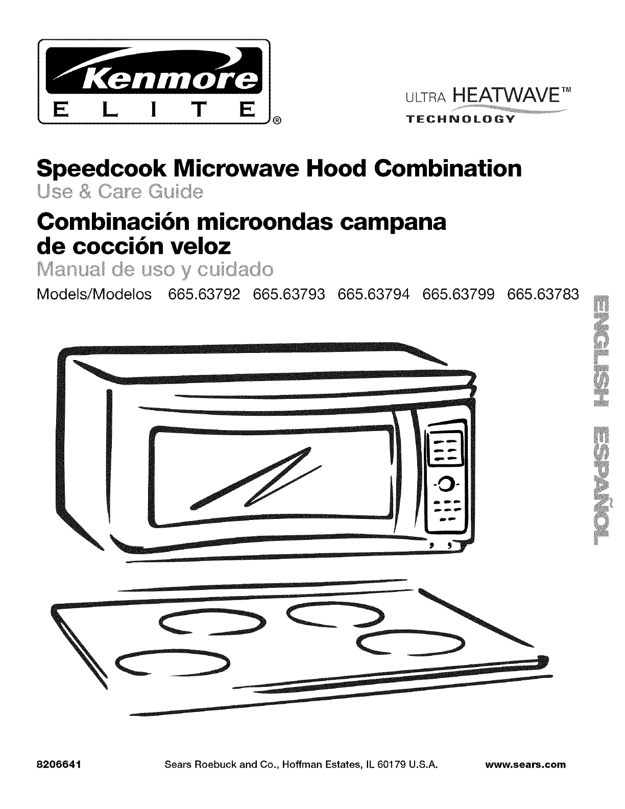 Kenmore Elite Microwave Hood Combination Troubleshooting