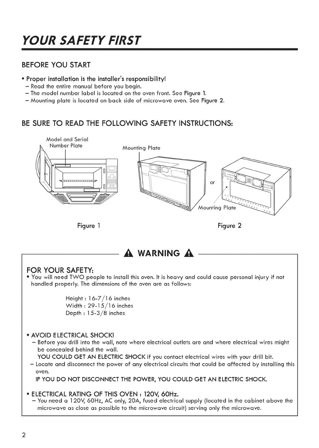 Kenmore Elite 72186003010 User Manual