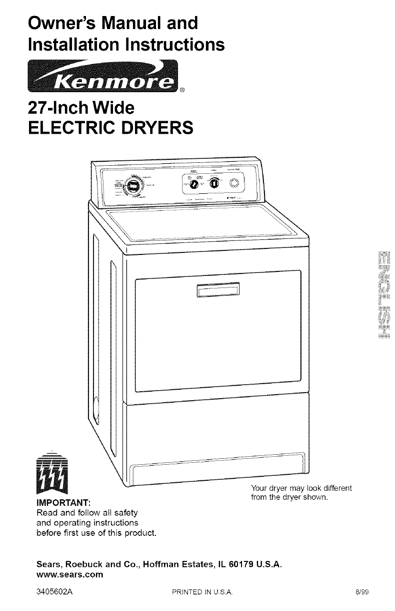 Wiring Diagram Also Kenmore Dryer Wiring Diagram As Well Kenmore Dryer