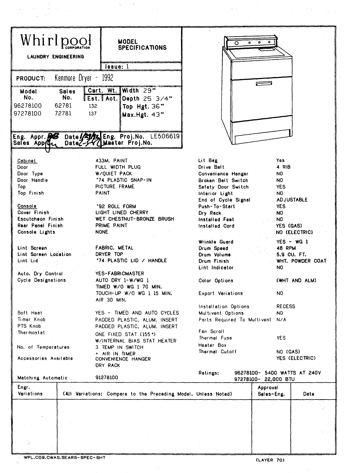Ge We12x10009 Dryer Belt Manual Guide