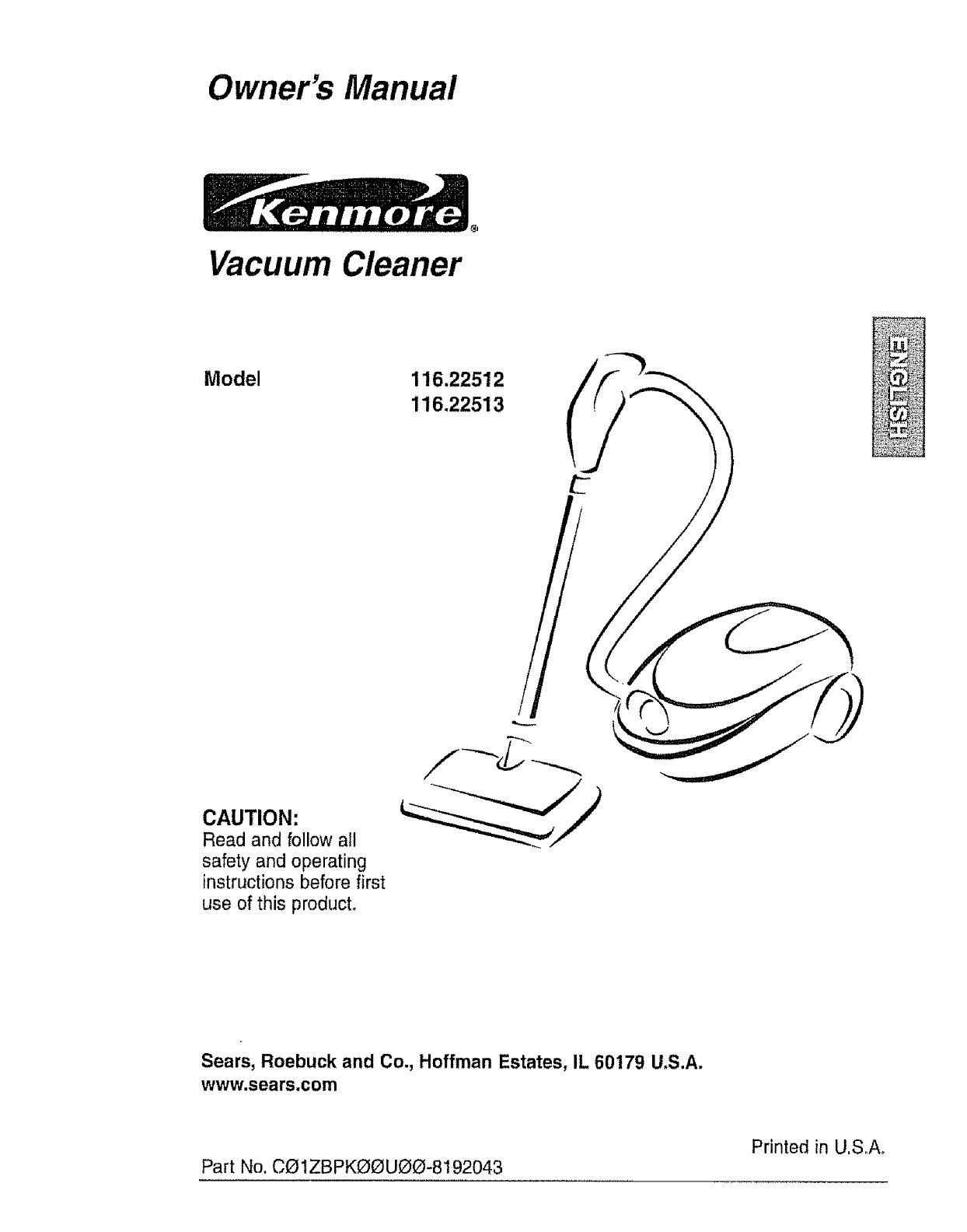 Wiring Diagram For Kenmore Vacuum Cleaner Electrical Diagrams Sears Repair Manuals Data U2022 Irobot Roomba