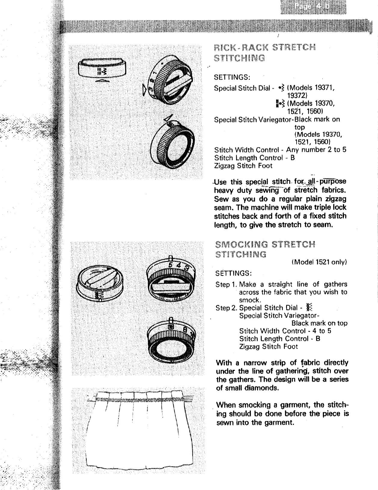 Kenmore 14815210 User Manual SEWING MACHINE Manuals And