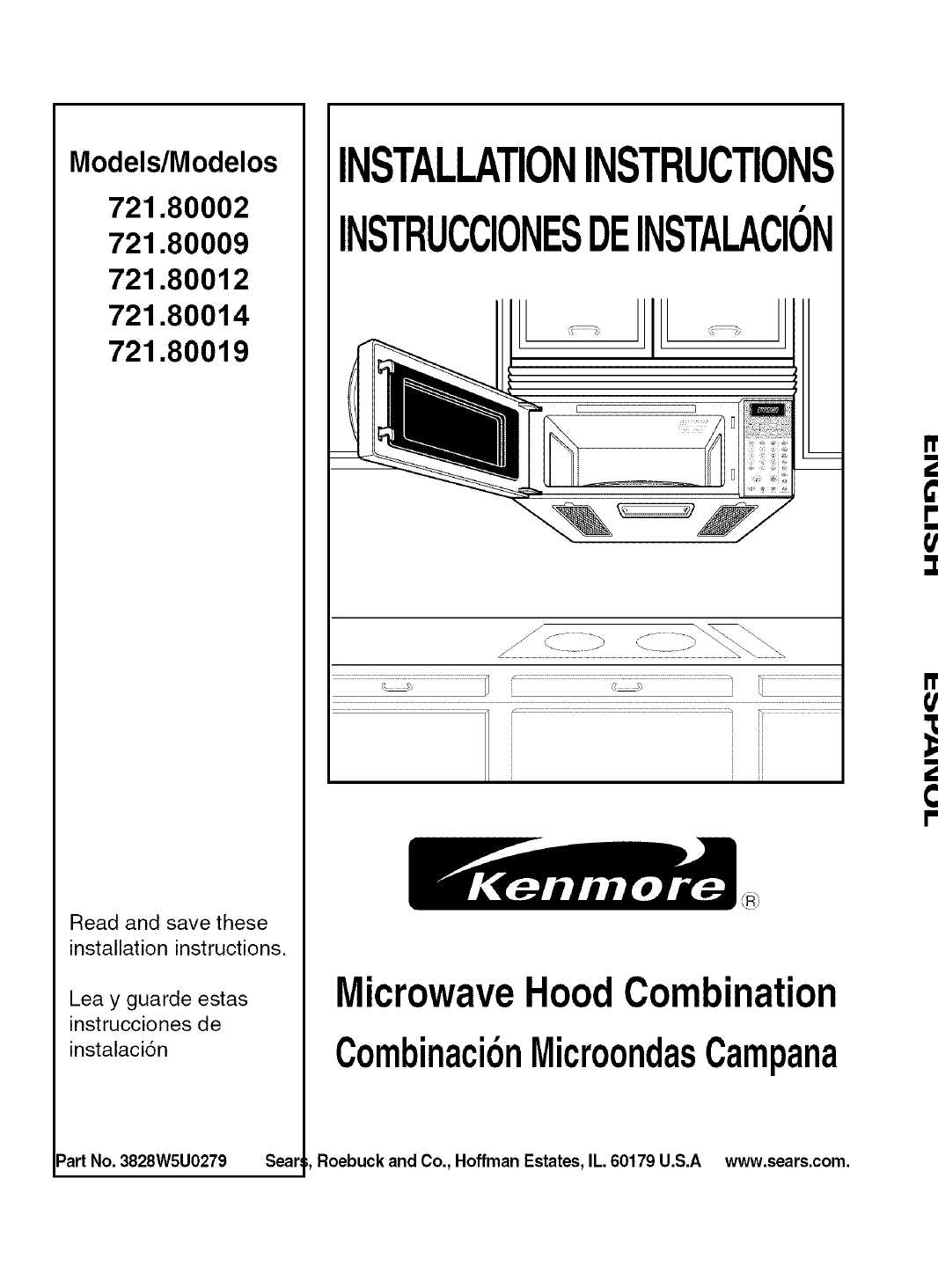 kenmore 72180012400 user manual microwave manuals and guides l0411385 rh usermanual wiki Kenmore Microwave Parts Model Number Kenmore Microwave Parts Model Number