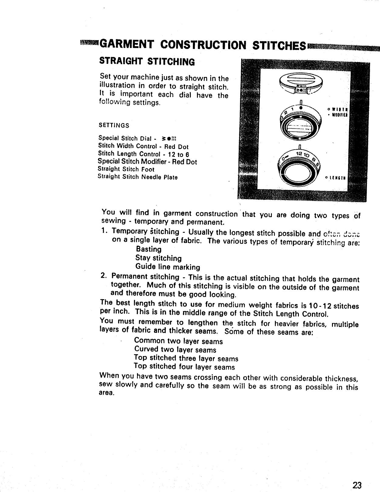 Kenmore 1357 Users Manual