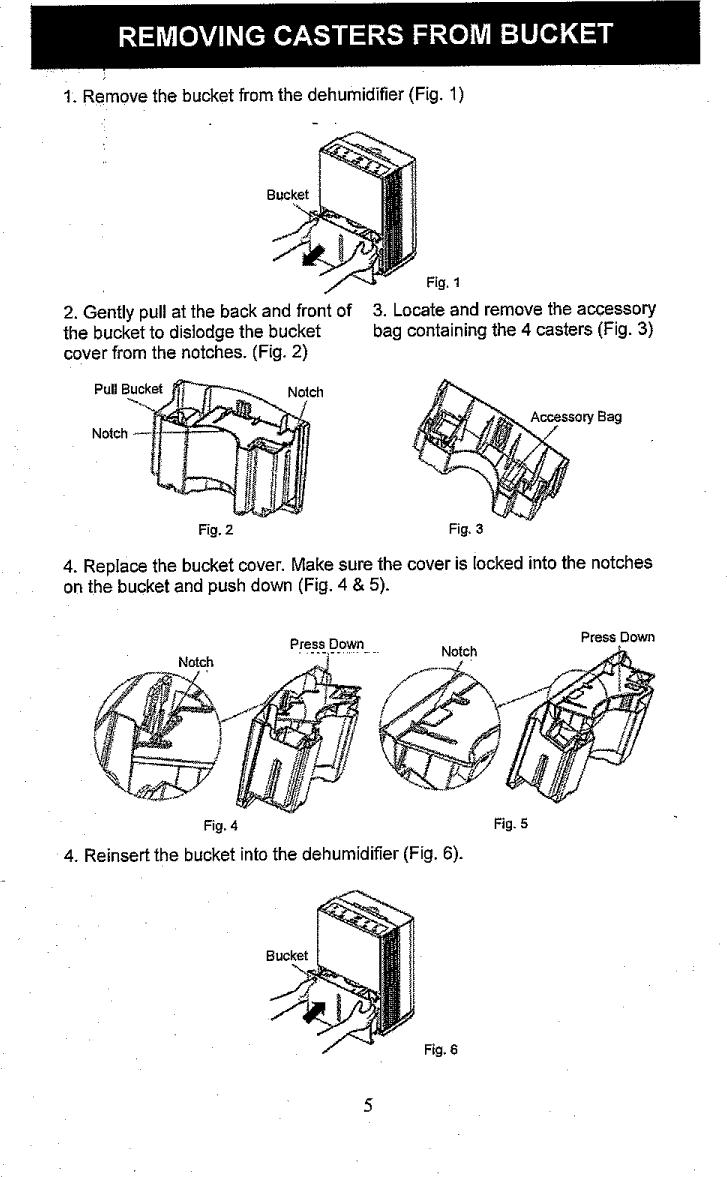 Kenmore Dehumidifier 407 52301 Users Manual