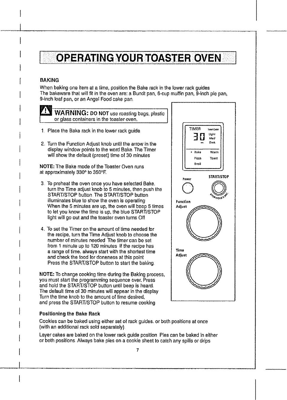 Kenmore Elite 100 90005 Users Manual