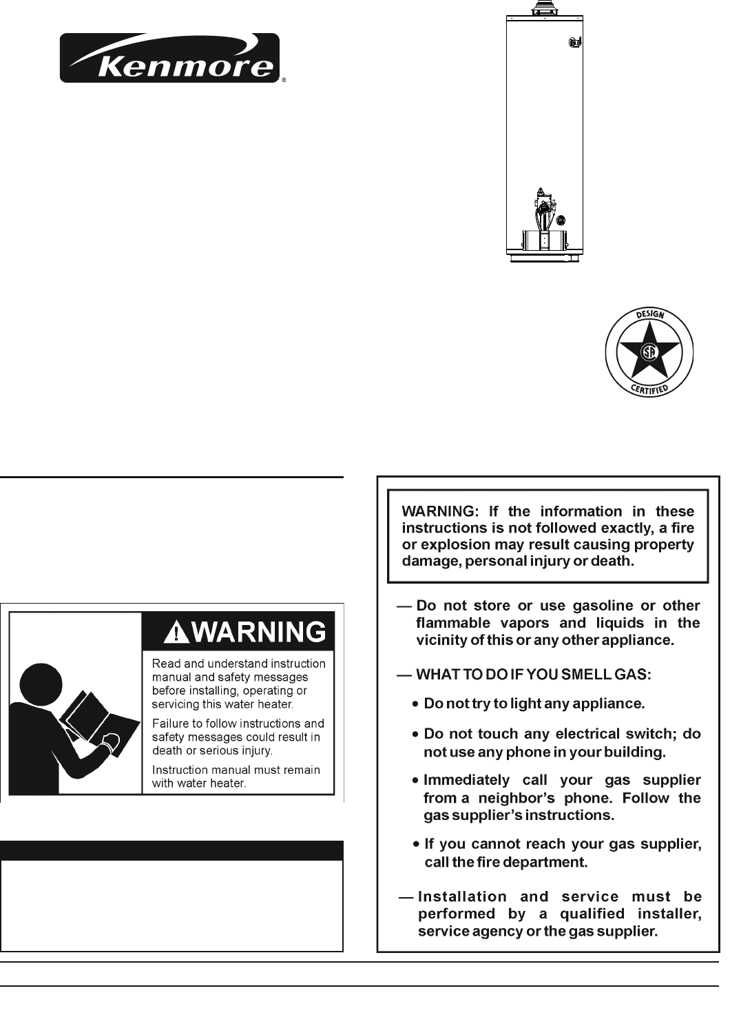 Kenmore Power Miser 153 336333 Users Manual 186496 003 Sears