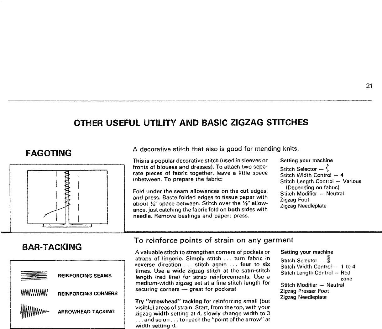 Kenmore Sewing Machine 1791 Users Manual