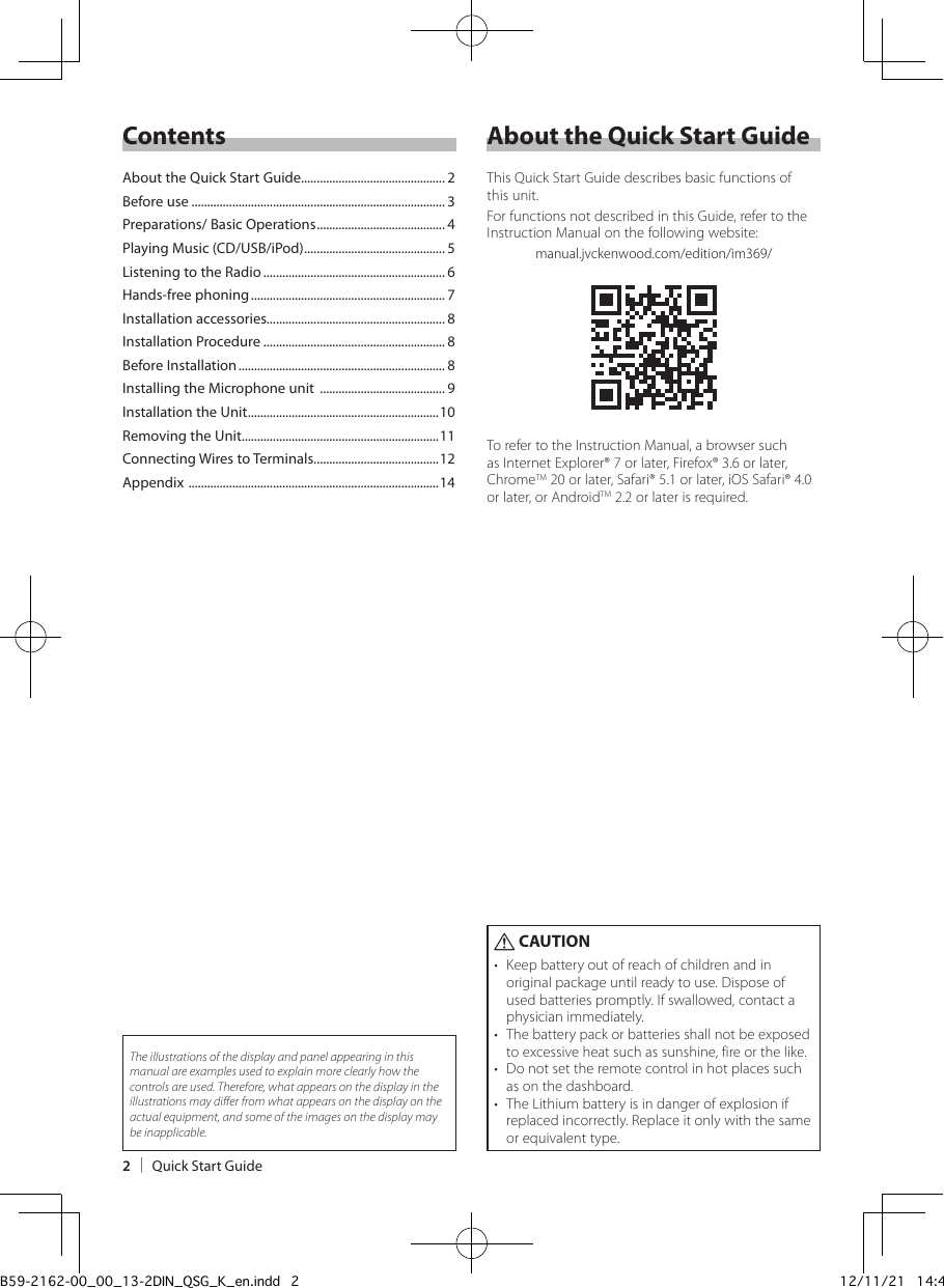 Kenwood DPX500BT User Manual To The F08c3c89 3b72 4e1d aca8 ... on