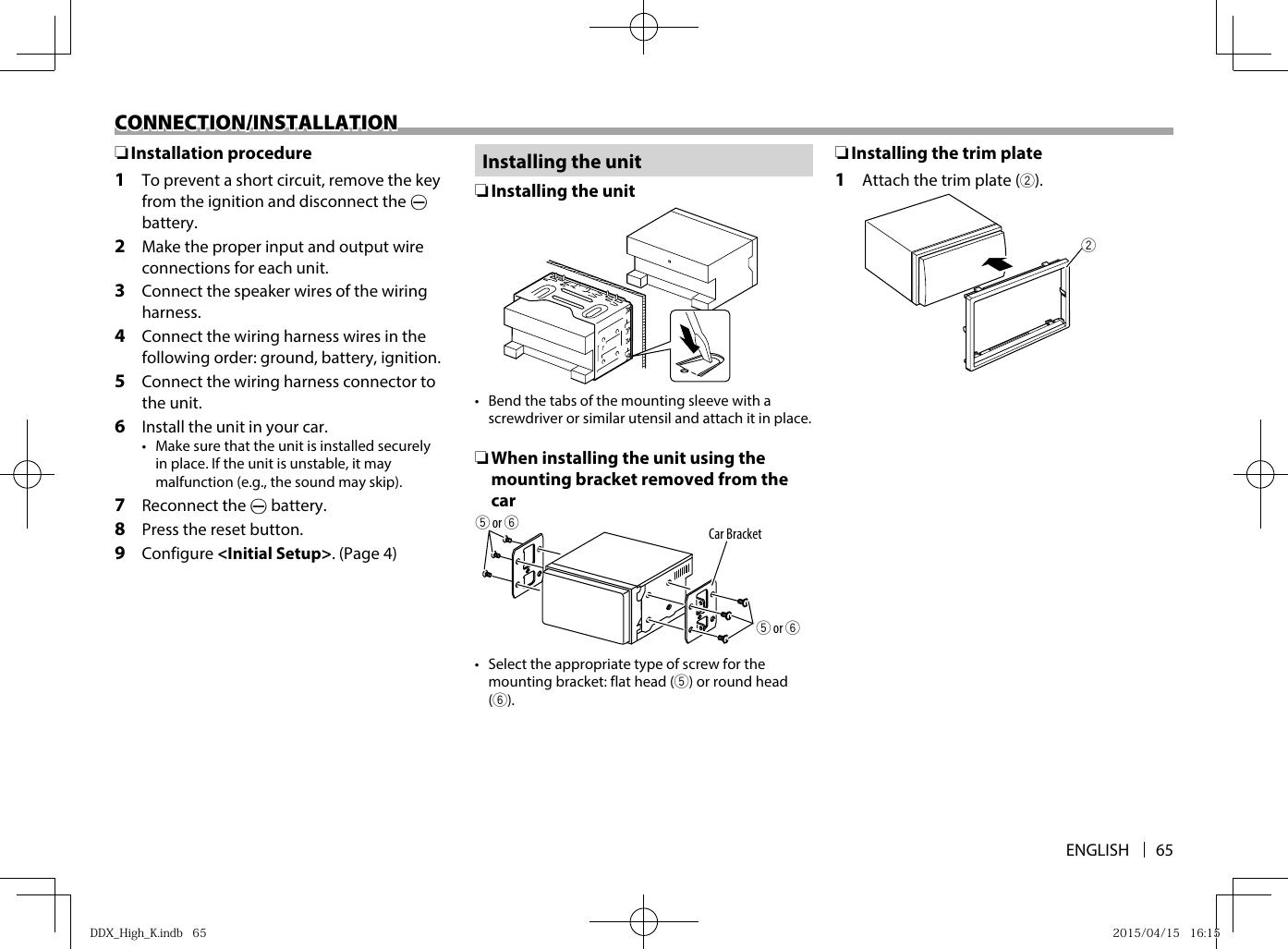 Kenwood Ddx 9702 S User Guide on
