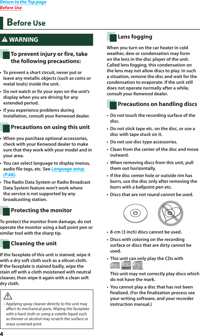Kenwood Dnx 4280 Bt Instruction Manual