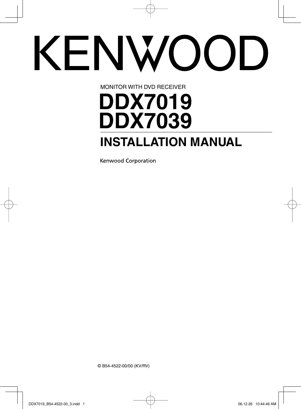 kenwood ddx7019 b54 4522 00 3 if not then manualsddx7019