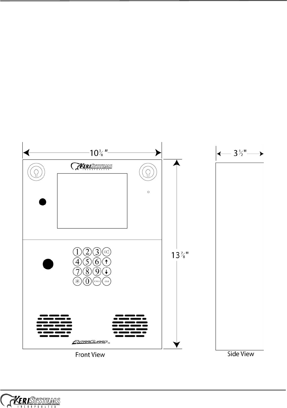 [DIAGRAM_4PO]  Keri Systems EntraGuard_Platinum_Quick_Start_Guide Entra Guard Platinum  Telephone Entry Controller Quick Start Guide Entraguard | Keri Access Wiring Diagram |  | UserManual.wiki