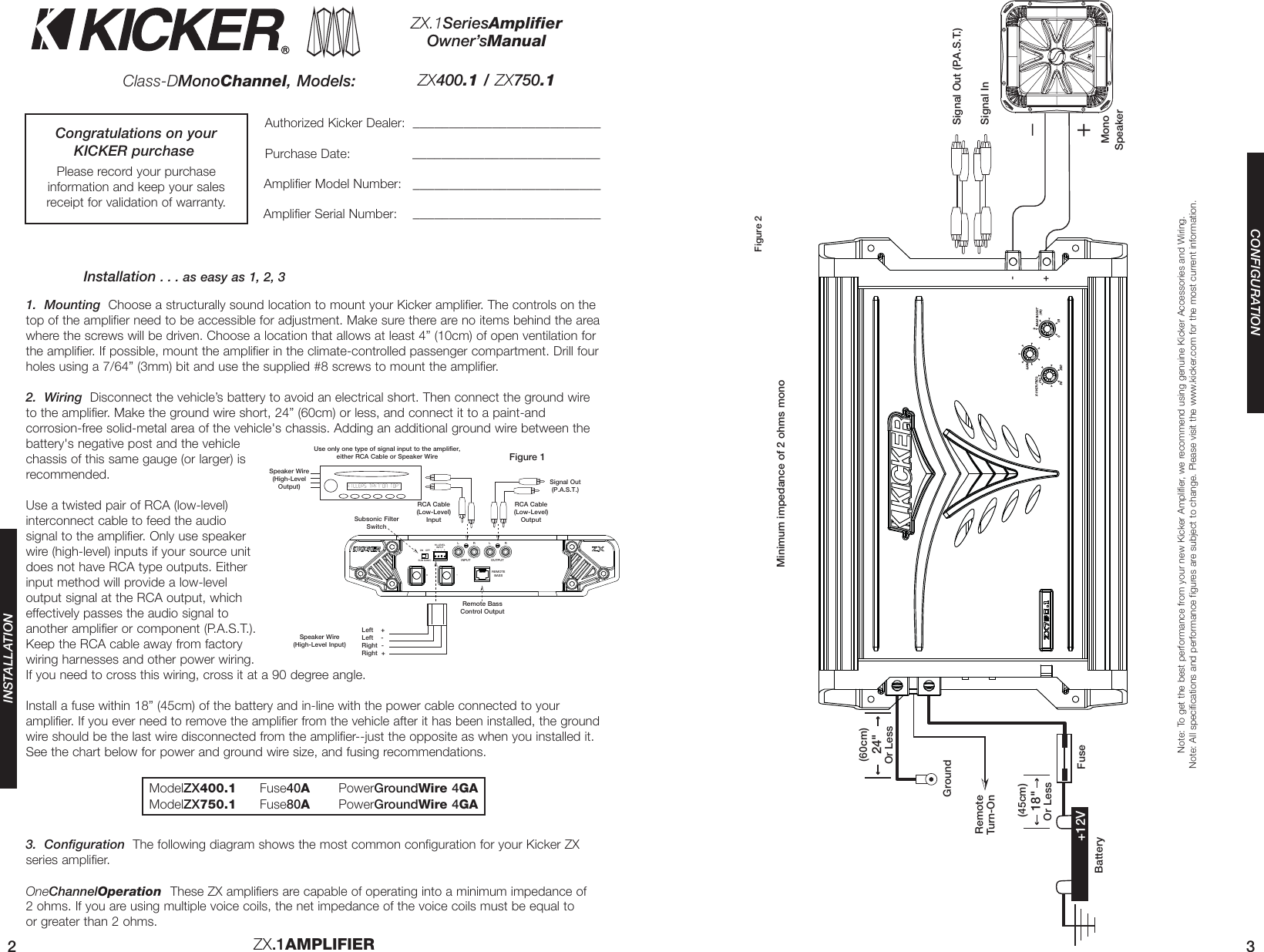 kicker 2006 zx 400 1 and 700 owners manual zx400 750 4in1 a01 qxp Kicker Car Amps
