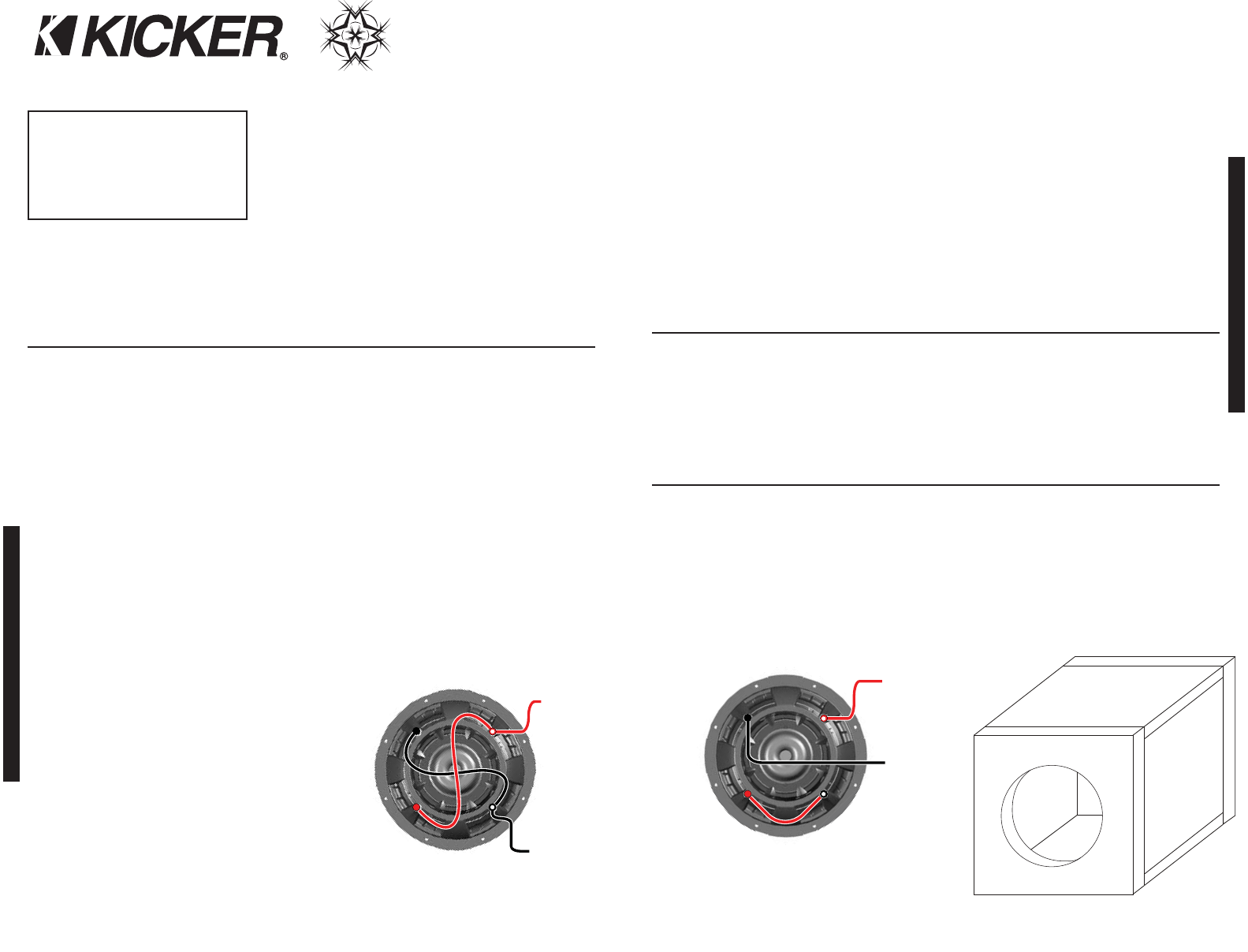 Kicker Cvr 10 Wiring Diagram Also Wiring Diagram For 2 15 Kicker Cvr