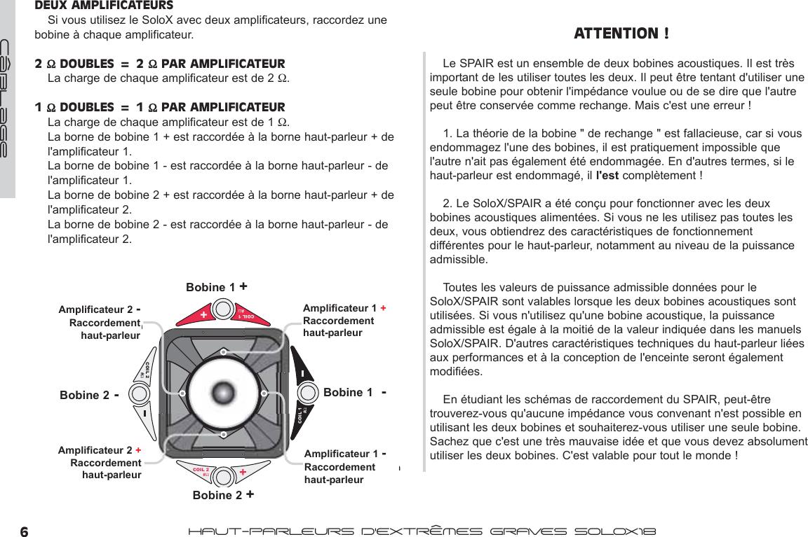 Guide de conception de raccordement de bobine