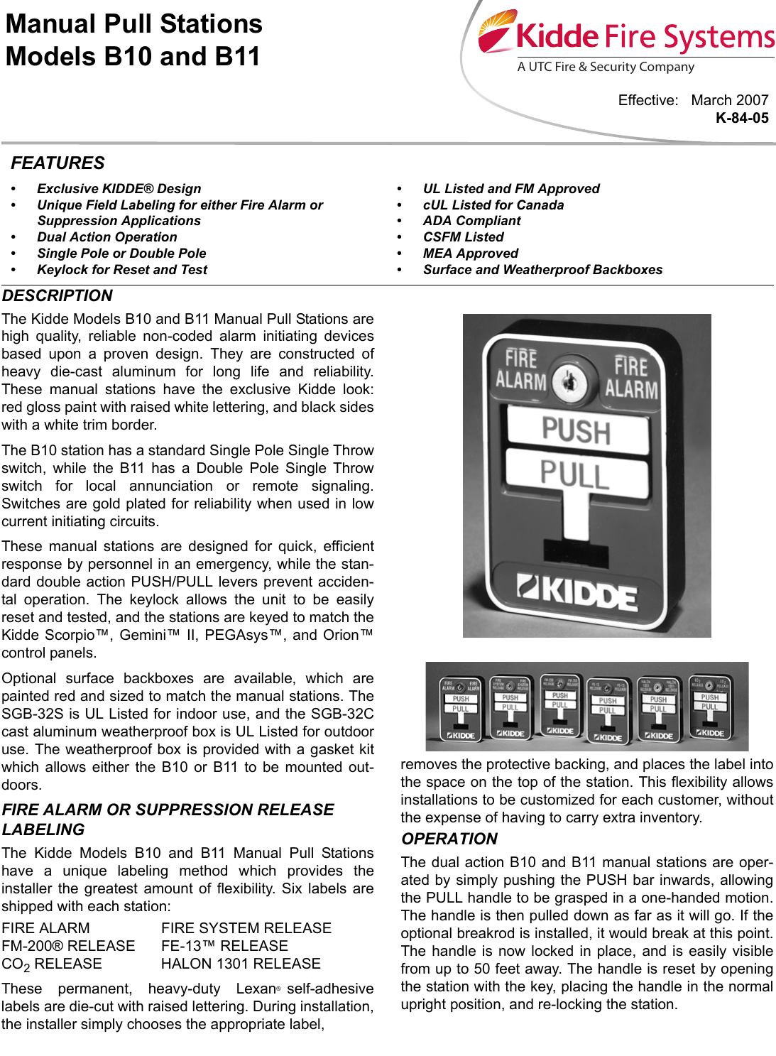 Fine How To Wire A Fire Alarm Pull Station Elaboration - Wiring ...