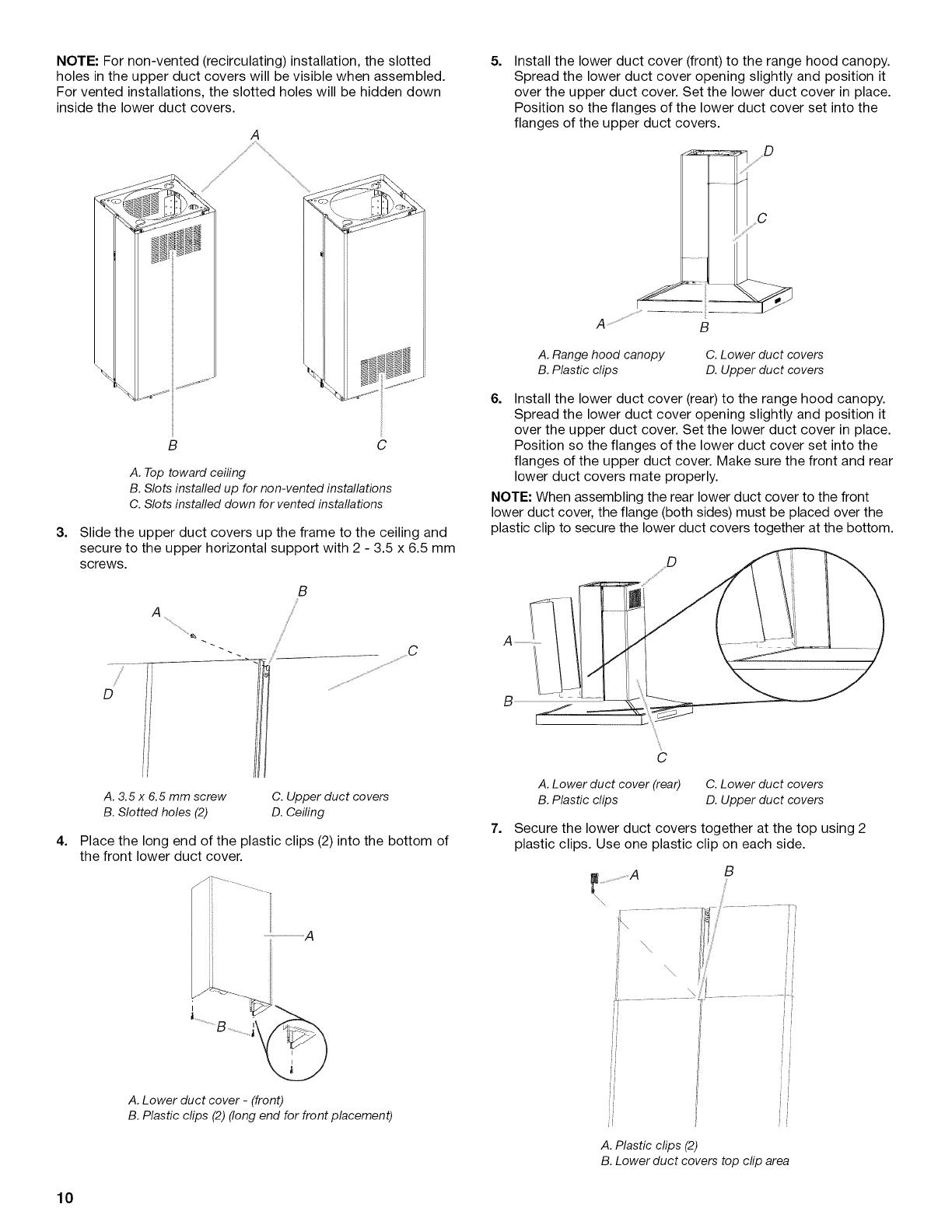 24 x Knock en Clou Plastique Clips pour tuyaux 15 mm travail et autres utilisations