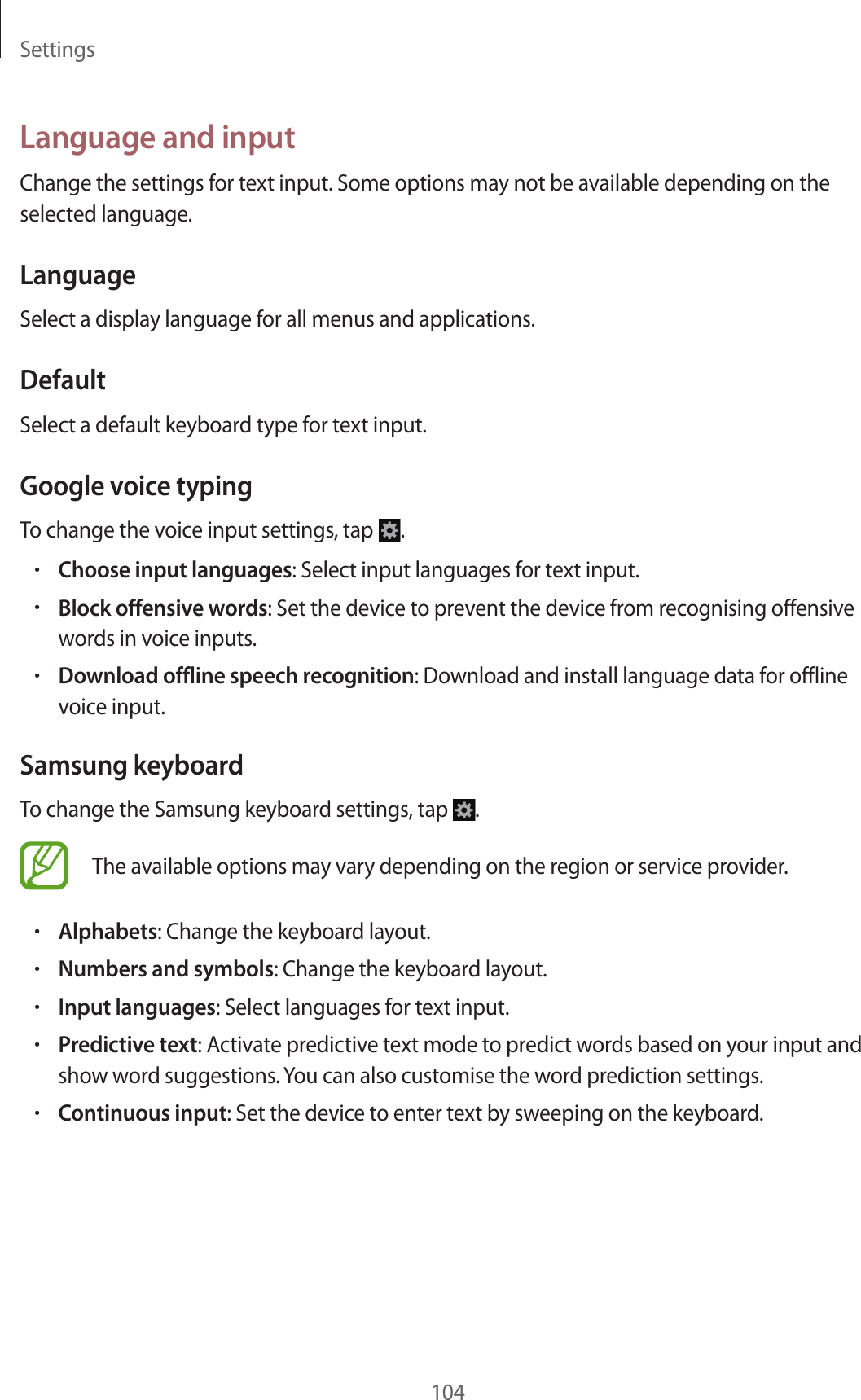 Samsung Galaxy Ace 3 S7275 4G LTE User Manual KHSAMGACE3 A