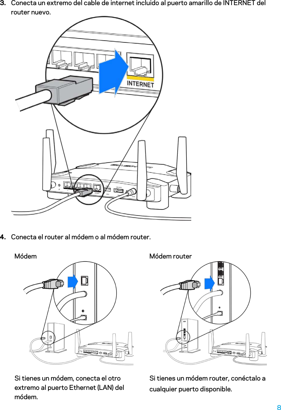 LNS WRT32X AU manual