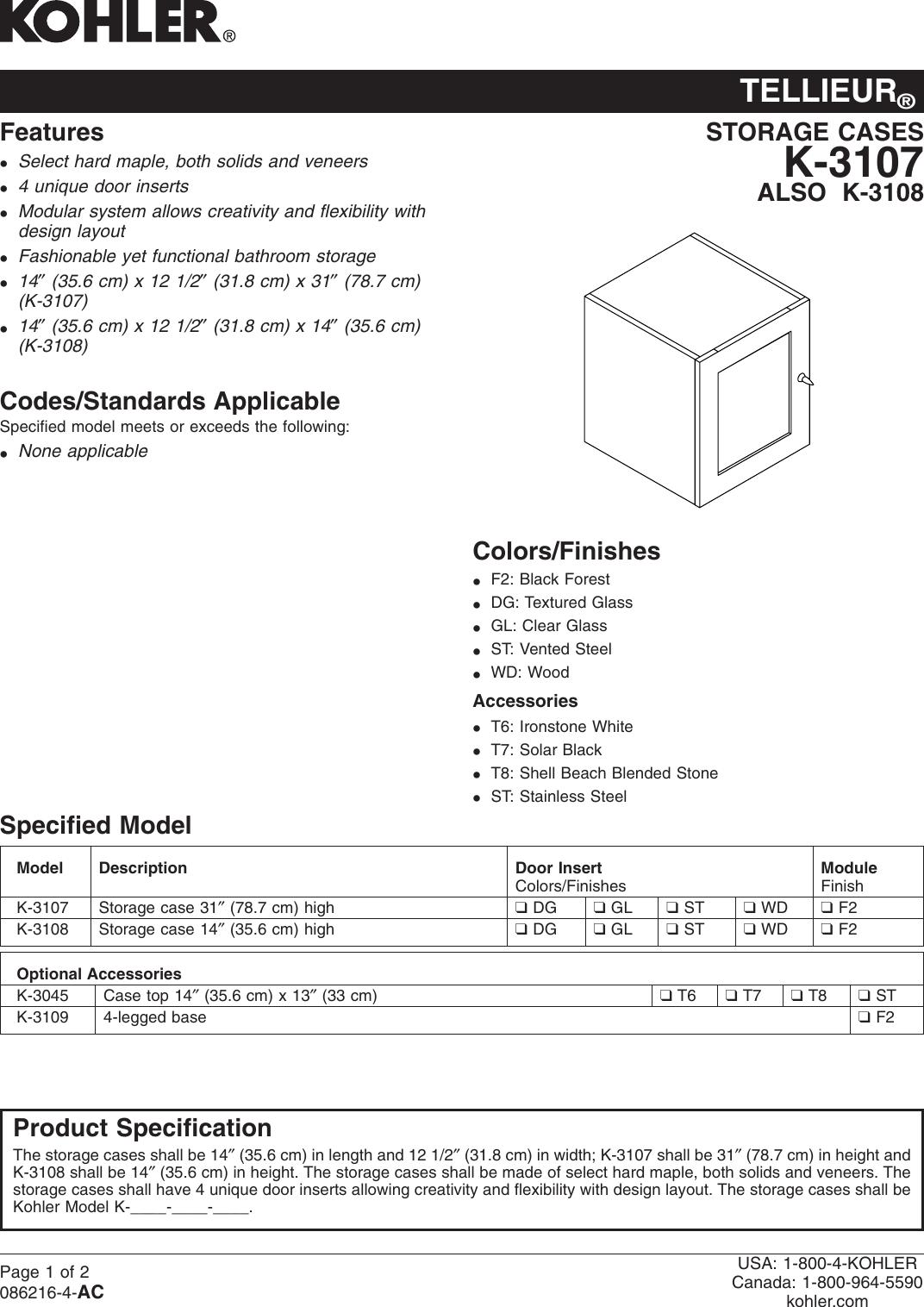 kohler k 3107 users manual no job name rh usermanual wiki User Manual User Manual