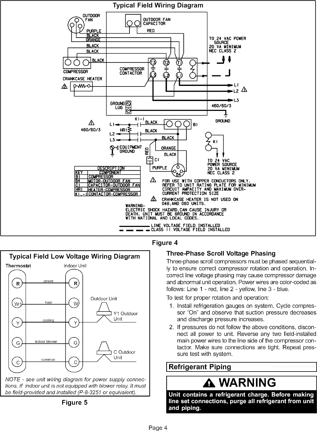 Famous Lennox 97l4801 Wiring Diagram Frieze - Electrical System ...