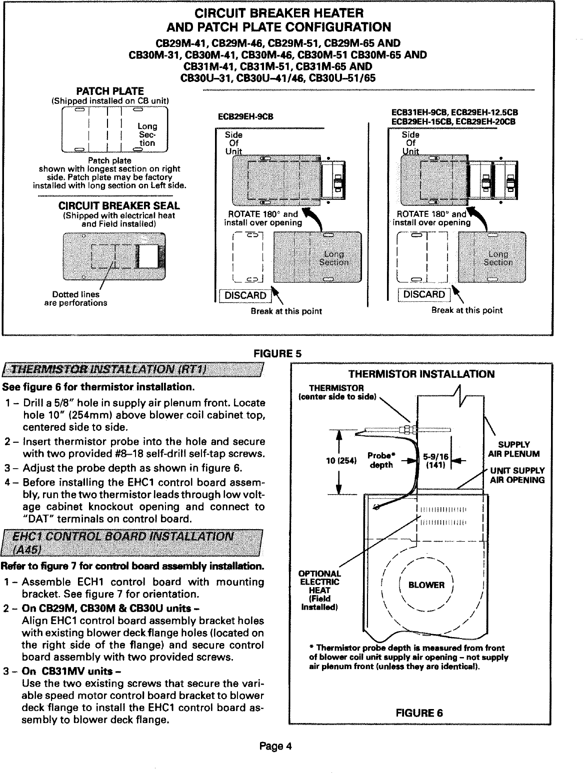 Lennox Air Handler Auxiliary Heater Kit Manual L0805584 10 Kw Electric Furnace Wiring Diagram Page 4 Of 12