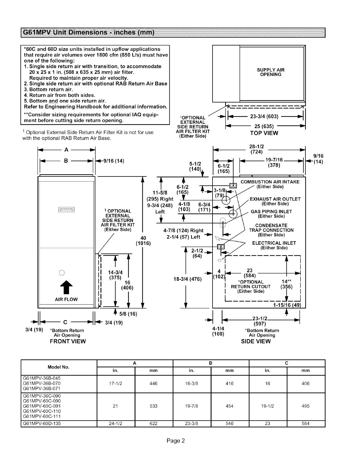 Lennox Pulse Wiring Diagram
