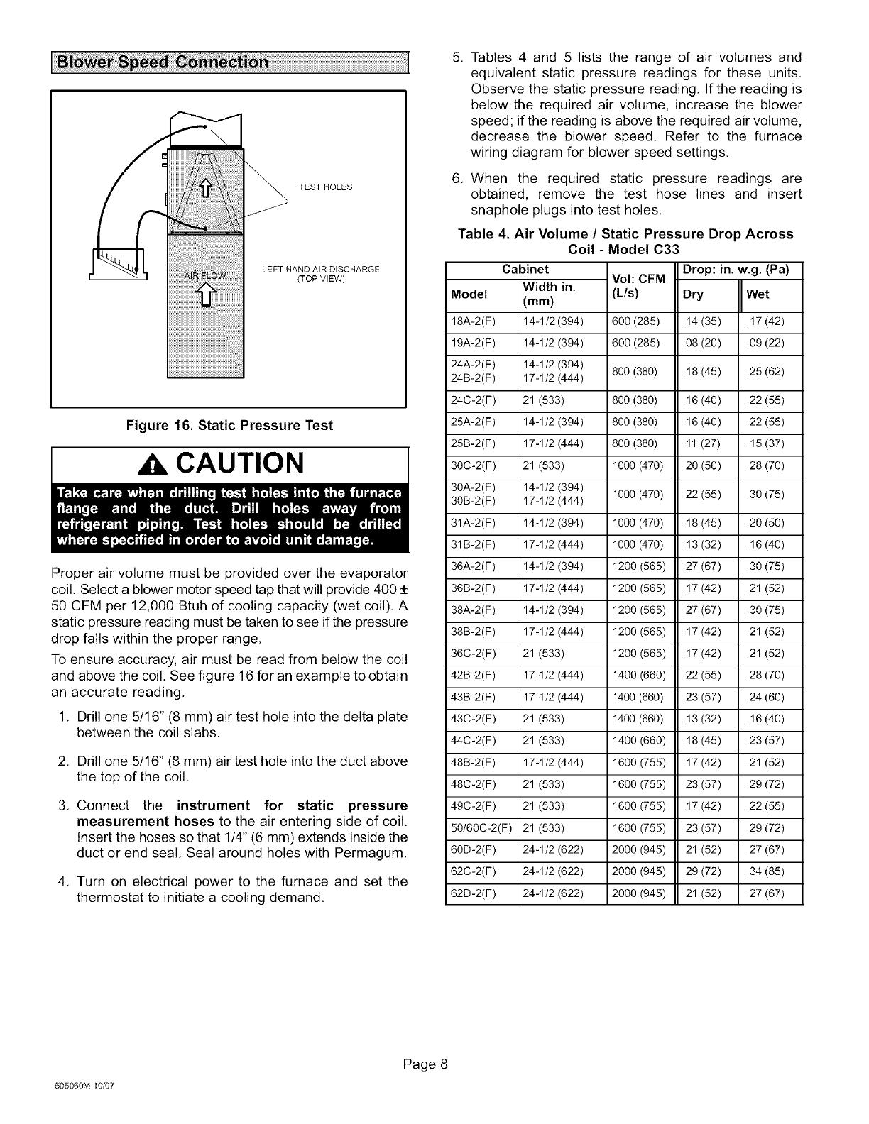 LENNOX Evaporator Coils Manual L0806270