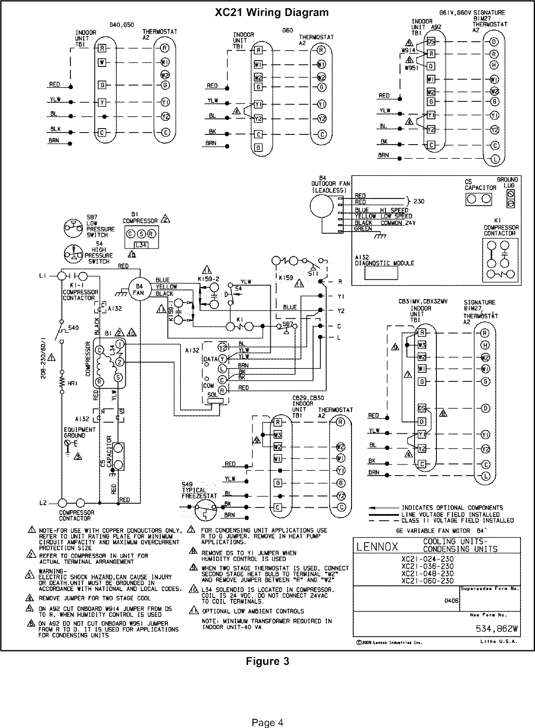 lennox xc21 wiring diagram   26 wiring diagram images