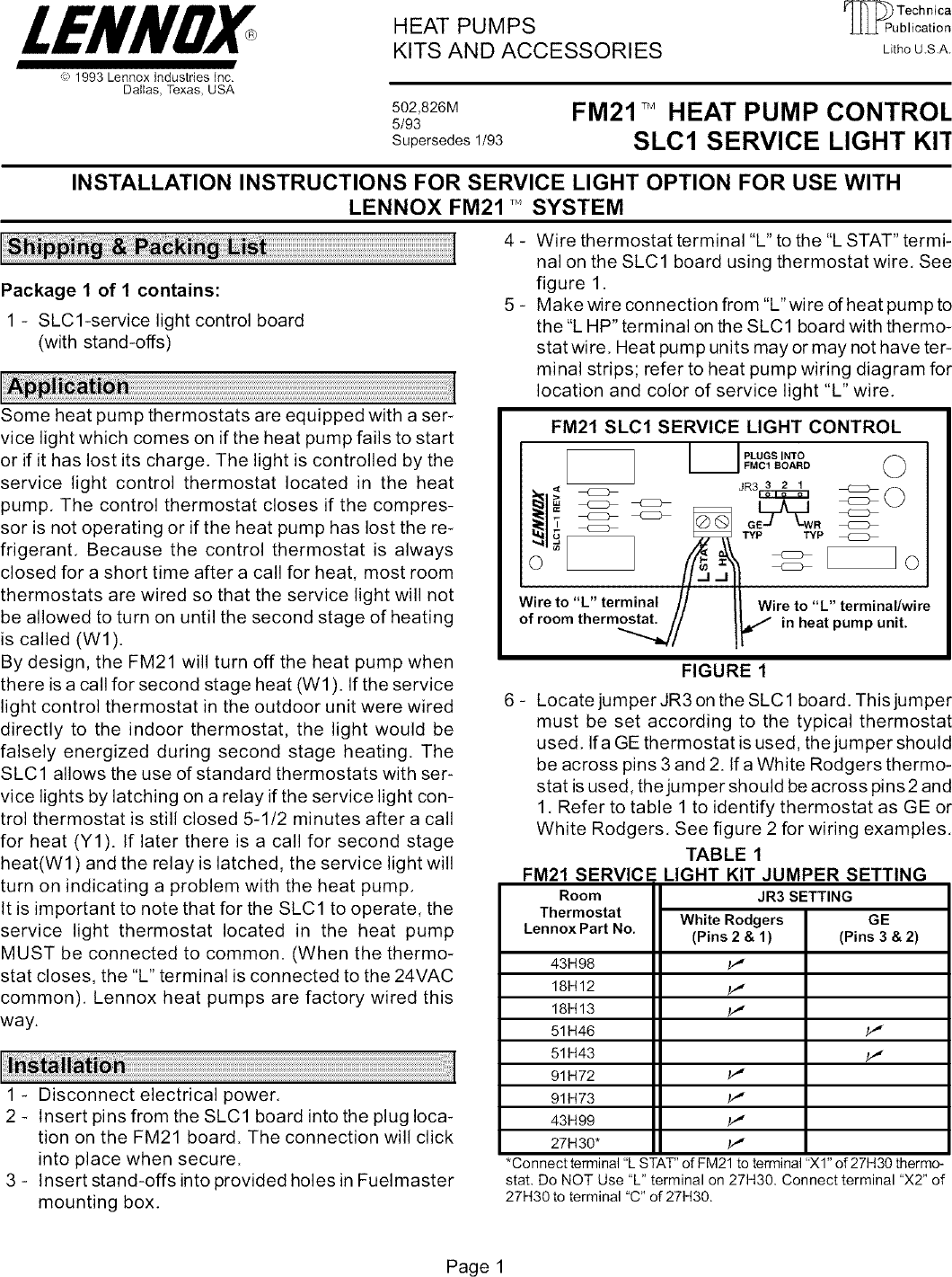 A Typical L Manual Guide