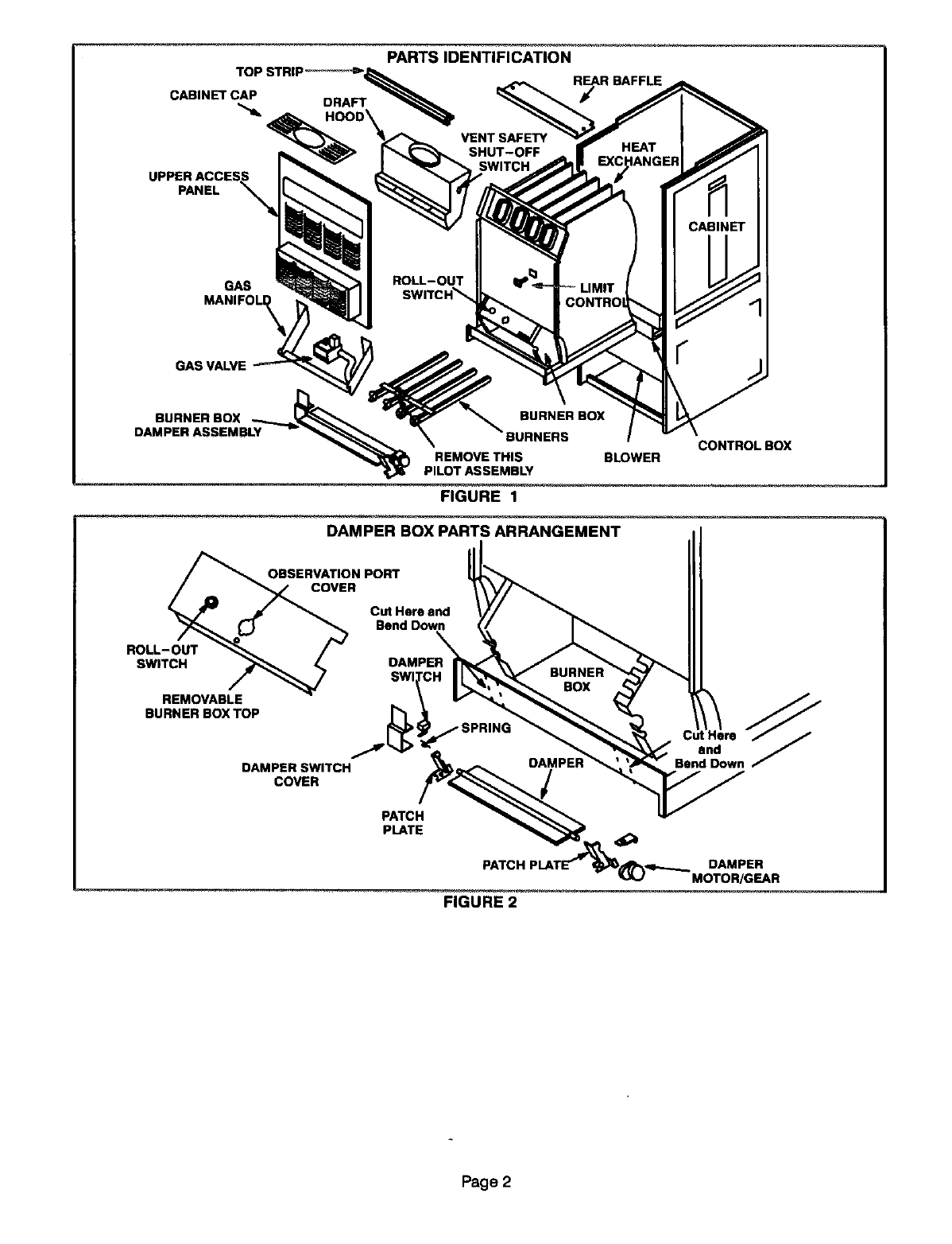 LENNOX Furnace/Heater, Gas Manual L0806910UserManual.wiki