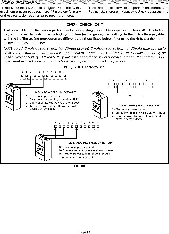 LENNOX Furnace/Heater, Gas Manual L08A6040