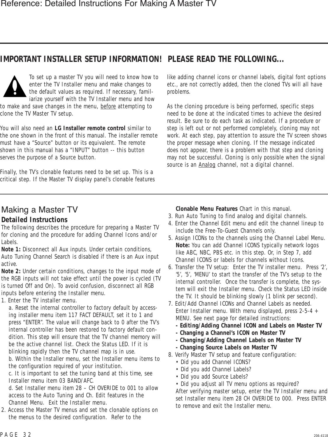 LG 32LH250H SAC34026002 Edit1 User Manual Owner's